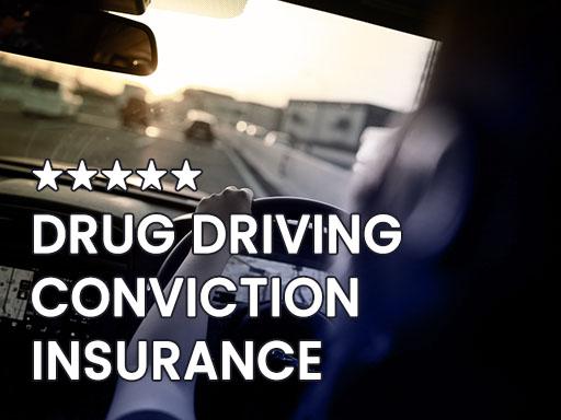Drug Driving Conviction Insurance 5Star