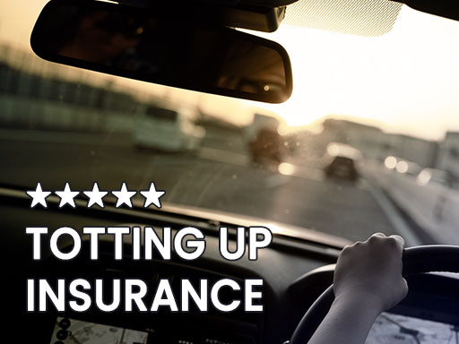 Totting Up Insurance 5Star