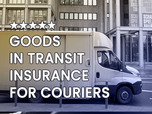 Goods in Transit Insurance for Couriers